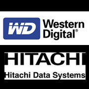 Western Digital - Hitachi